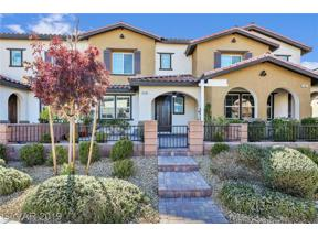 Property for sale at 3179 Mura Del Prato Avenue, Henderson,  Nevada 89044