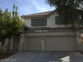 Property for sale at 2553 New Morning Avenue Unit: 0, Henderson,  Nevada 89052