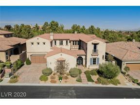 Property for sale at 84 Carolina Cherry Drive, Las Vegas,  Nevada 89141