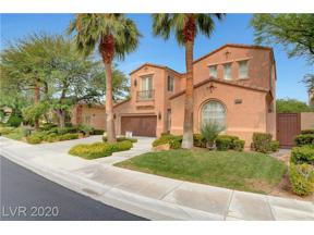 Property for sale at 11376 Sandstone Ridge Drive, Las Vegas,  Nevada 89135