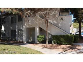 Property for sale at 3182 Tarpon Drive Unit: 202, Las Vegas,  Nevada 89120