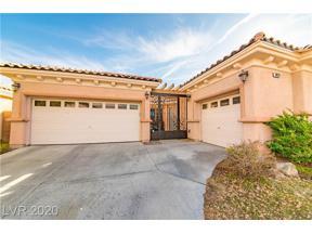 Property for sale at 10876 VILLA TORRE Street, Las Vegas,  Nevada 89141