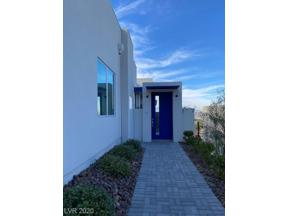 Property for sale at 427 Serenity Point Drive, Henderson,  Nevada 89012