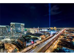 Property for sale at 4471 Dean Martin Drive Unit: 2910, Las Vegas,  Nevada 89103