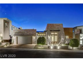 Property for sale at 2212 Overlook Canyon Lane, Henderson,  Nevada 89052