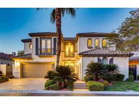 Property for sale at 3091 Soft Horizon Way, Las Vegas,  Nevada 89135
