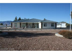 Property for sale at 2440 S Zephyr Avenue, Pahrump,  Nevada 89048