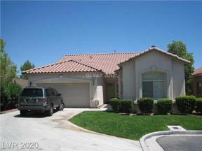 Property for sale at 2718 Grande Valley Drive, Las Vegas,  Nevada 89135