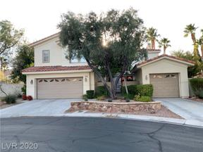 Property for sale at 1801 Paseo Overlook Court, Las Vegas,  Nevada 89128