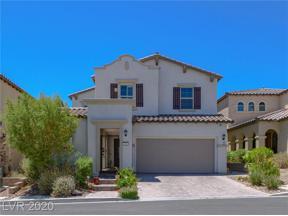 Property for sale at 345 Rezzo Street, Las Vegas,  Nevada 89138