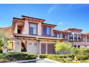 Property for sale at 36 Via Vasari Unit: 201, Henderson,  Nevada 89011