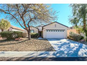 Property for sale at 2463 Moonlight Valley Avenue, Henderson,  Nevada 89044