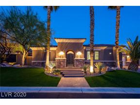 Property for sale at 2438 GREEN MOUNTAIN Court, Las Vegas,  Nevada 89135