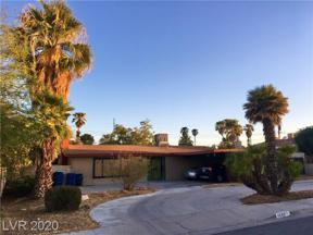 Property for sale at 1589 Silver Mesa Way, Las Vegas,  Nevada 89169