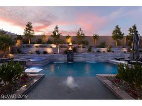 Property for sale at 85 Cantabria Coast Street, Las Vegas,  Nevada 89138