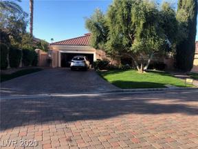 Property for sale at 27 VIA PARADISO Street, Henderson,  Nevada 89011