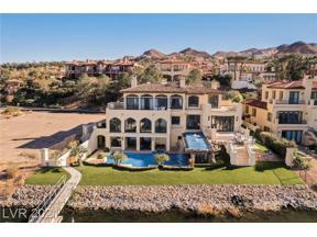 Property for sale at 34 Grand Corniche Drive, Henderson,  Nevada 89011