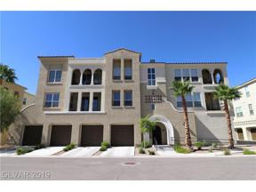 Property for sale at 2555 Hampton Road Unit: 6205, Henderson,  Nevada 89052
