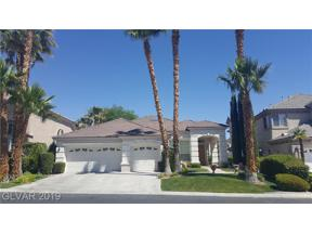 Property for sale at 8832 Montagna Drive, Las Vegas,  Nevada 89134