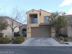 Property for sale at 2285 Manosque Lane, Henderson,  Nevada 89044
