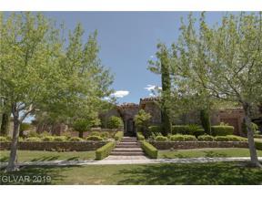 Property for sale at 22 Vintage Ridge Drive, Las Vegas,  Nevada 89141