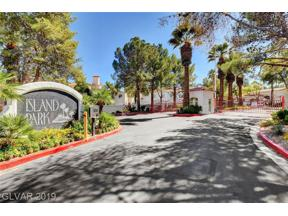 Property for sale at 2975 Bluegrass Lane Unit: 322, Las Vegas,  Nevada 89074