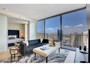 Property for sale at 3722 S Las Vegas Boulevard 3202, Las Vegas,  Nevada 89158