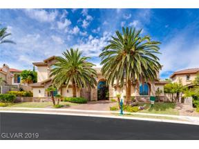 Property for sale at 1317 Dilevante Drive, Henderson,  Nevada 89052