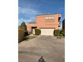 Property for sale at 628 JOJOBA Court, Las Vegas,  Nevada 89144