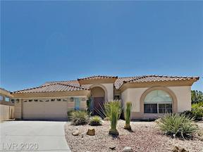 Property for sale at 73 Chateau Whistler Court, Las Vegas,  Nevada 89148