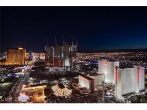 Property for sale at 2700 LAS VEGAS Boulevard 4009, Las Vegas,  Nevada 89109