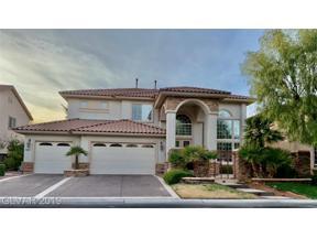 Property for sale at 10649 San Sicily Street, Las Vegas,  Nevada 89141