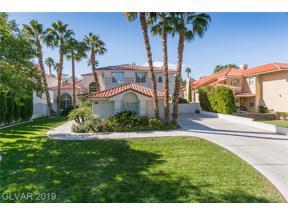 Property for sale at 1905 Iron Ridge Drive, Las Vegas,  Nevada 89117