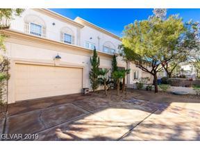 Property for sale at 5091 Thunder River Circle, Las Vegas,  Nevada 89148