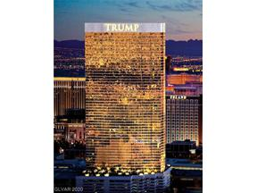 Property for sale at 2000 Fashion Show Drive Unit: 4204, Las Vegas,  Nevada 89109