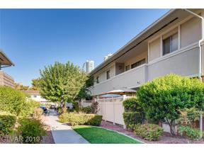 Property for sale at 669 OAKMONT Avenue 3718, Las Vegas,  Nevada 89109