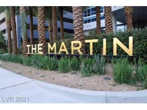 Property for sale at 4471 Dean Martin Drive 1106, Las Vegas,  Nevada 89103