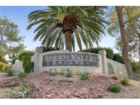 Property for sale at 67 Chesney Drive, Henderson,  Nevada 89074