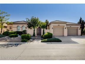 Property for sale at 4555 RIVA DE ROMANZA Street, Las Vegas,  Nevada 89135