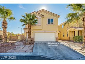 Property for sale at 163 Hickory Heights Avenue, Las Vegas,  Nevada 89148