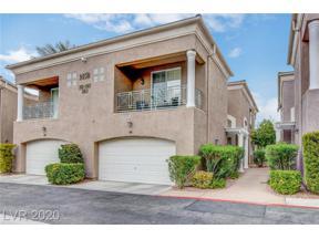 Property for sale at 1450 San Juan Hills Drive 101, Las Vegas,  Nevada 89134