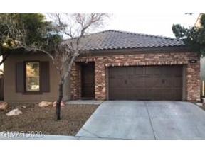 Property for sale at 535 Via Ripagrande Avenue, Henderson,  Nevada 89011