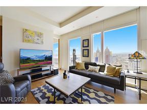 Property for sale at 3750 Las Vegas Boulevard 3001, Las Vegas,  Nevada 89158
