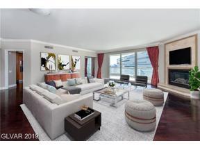 Property for sale at 2747 Paradise Road Unit: 1601, Las Vegas,  Nevada 89109