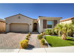 Property for sale at 289 Via Del Duomo, Henderson,  Nevada 89011