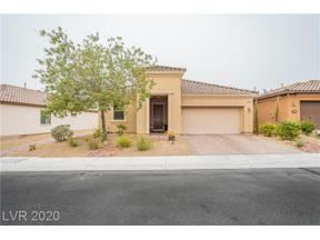 Property for sale at 1046 Via Saint Andrea Place, Henderson,  Nevada 89011
