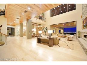 Property for sale at 731 Dragon Ridge Drive, Henderson,  Nevada 89012