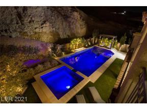 Property for sale at 45 Olympia Ridge Drive, Las Vegas,  Nevada 89141