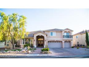 Property for sale at 4383 Melrose Abbey Place, Las Vegas,  Nevada 89141