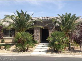 Property for sale at 8224 Tursi Lodge Court, Las Vegas,  Nevada 89131